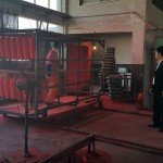 Xưởng sản xuất bình cứu hoả