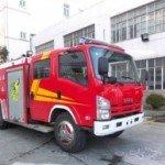 Xe cứu hỏa – Isuzu MX5100GXFAP30