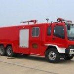 Xe cứu hỏa – Isuzu MX5210GXFSG90