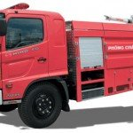 Xe cứu hỏa – Hino FC9JESA SECi