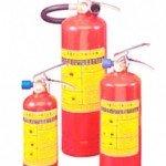 Bình cứu hỏa bột – MFZ1