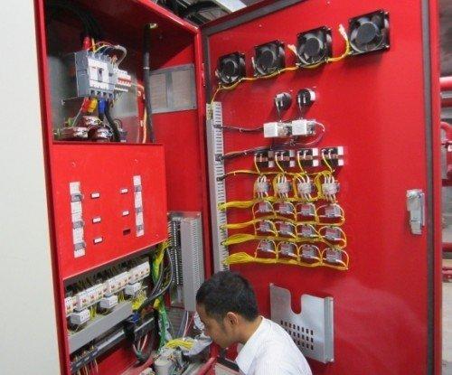 Tủ điều khiển hệ thống PCCC hiện đại