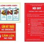 Bộ tiêu lệnh cứu hỏa – Ceotech thumbnail