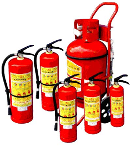Bình cứu hỏa bột - TY-810