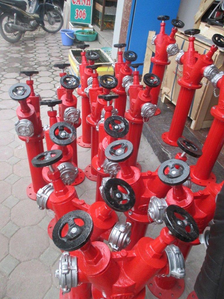 Dịch vụ cung cấp trụ cứu hỏa cao cấp