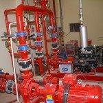 Lắp đặt máy bơm cứu hỏa cho công ty CP vật tư và thiết bị Toàn Bộ