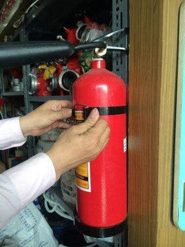 Treo bình cứu hoả khí Co2 MT3