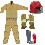 Thông tư 48/2015/TT-BCA quy định về trang phục chữa cháy