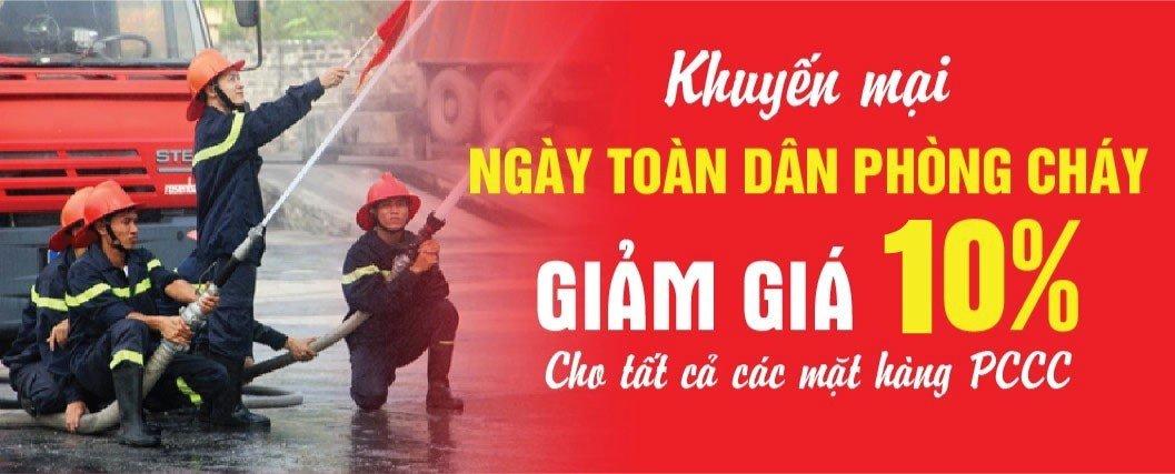 PCCC Hà Nội ngày phòng cháy chữa cháy giảm giá