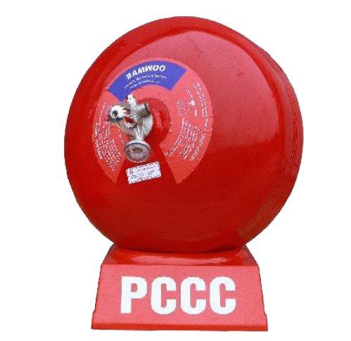 Bình cầu chữa cháy tự động bột ABC 6kg Samwoo XZFTBL6