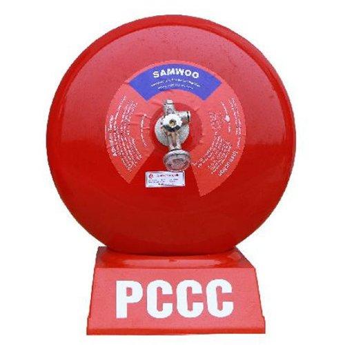 Bình cầu chữa cháy tự động bột ABC 8kg Samwoo XZFTBL8
