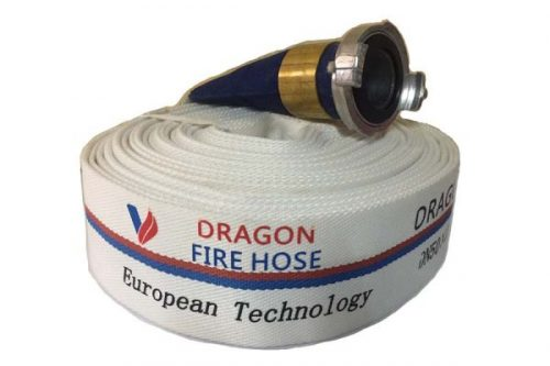 Cuộn vòi chữa cháy Dragon DN65 20 mét, 13 bar – Việt Nam