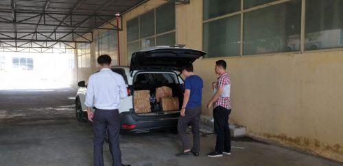 HTH cung cấp thiết bị PCCC cho xưởng may Đông Khánh – Long An post image