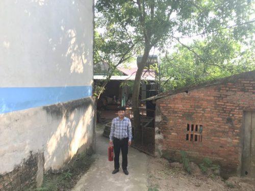 Chiến dịch đưa bình chữa cháy đến từng hộ gia đình post image