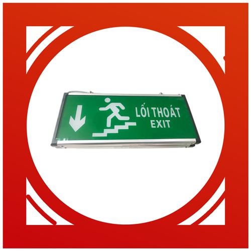 Đèn thoát hiểm, Exit