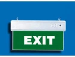 Đèn exit PEXJ22SC treo trần 2 mặt loại 5w post image