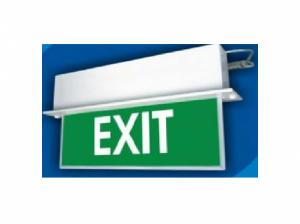 Đèn exit thoát hiểm âm trần Paragon PEXA28RC post image