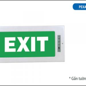 Đèn exit PEXA13RW bóng Led 3w post image